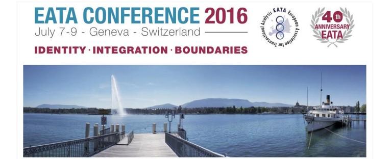 Конференция ЕАТА 2016 в Женеве