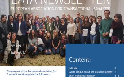 Информационный бюллетень ЕАТА за июнь 2017