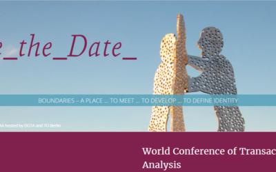 Всемирная Конференция по Трансактному Анализу в Берлине
