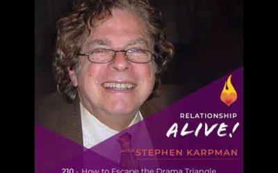 Как избежать драматических треугольников. Интервью со Стивеном Карпманом. Часть 1.