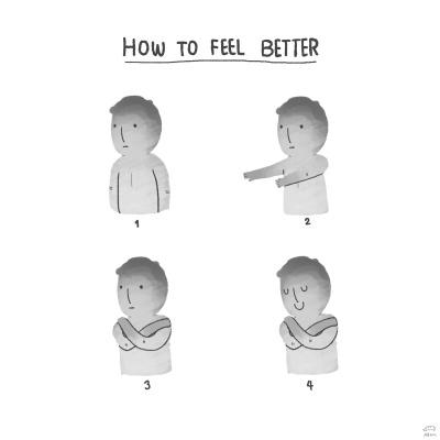Стратегии самопомощи при тяге к самоповреждению